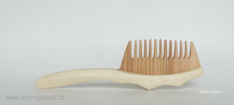 Dřevěné hřebeny
